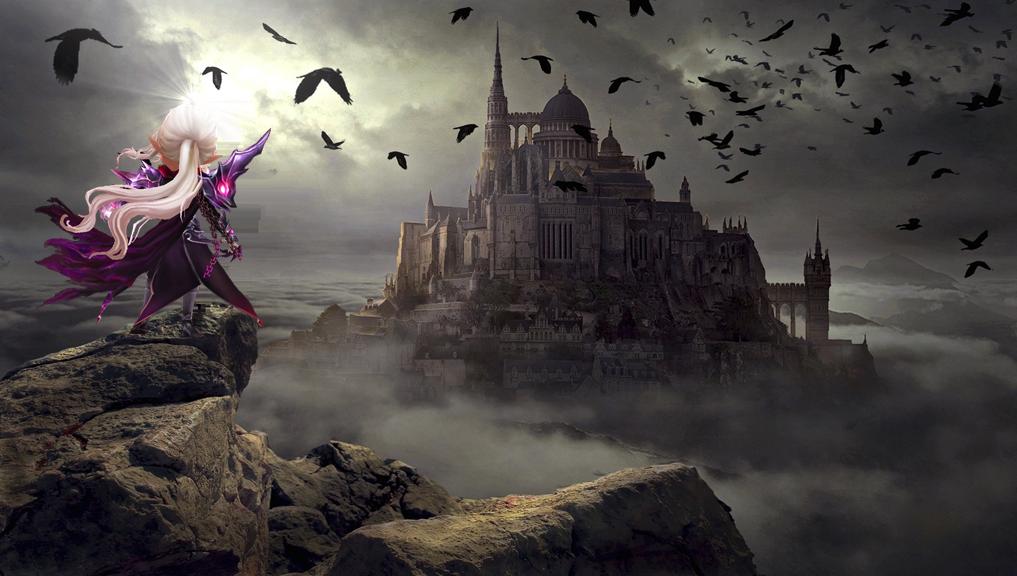 エルガー ドラキュラ城