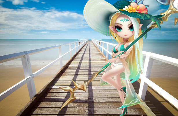 ☆ヘルレディー 海