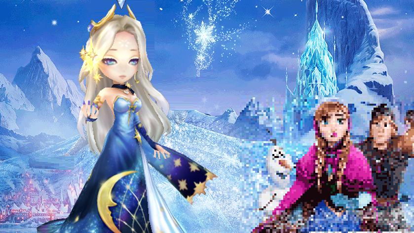 アナと極地の女王